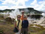 Recent thermal area near Taupo